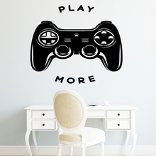 Diy Play game Wall Sticker Home Decoration Accessories Living Room Children Decal Decor