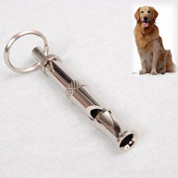 1 szt Zabawka dla psa regulowany dźwięk gwizdka z brelokiem mentalny gwizdek szkoleniowy przenośny gwizdek dla psów artykuły dla zwierząt tanie i dobre opinie Pies Gwizdki CN (pochodzenie) Dog Training Whistle