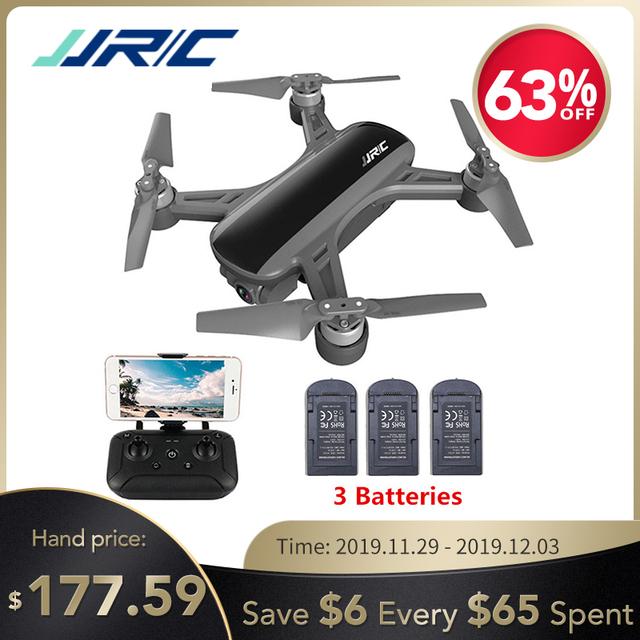JJRC X9 Heron GPS 5G WiFi FPV Flow Positioning RC Drone Quadcopter Model Toys RTF w/ 1080P Camera Optical
