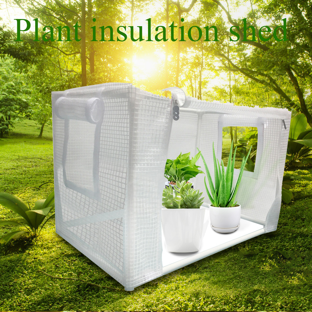 Garden Greenhouse Warm Shed Tent