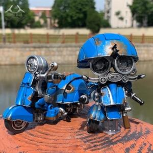 Image 1 - קומיקס מועדון weijiang קרב נזק ש Ver אוטוטיל SQWEEKS מתכת סגסוגת חלקי פעולה איור רובוט צעצוע