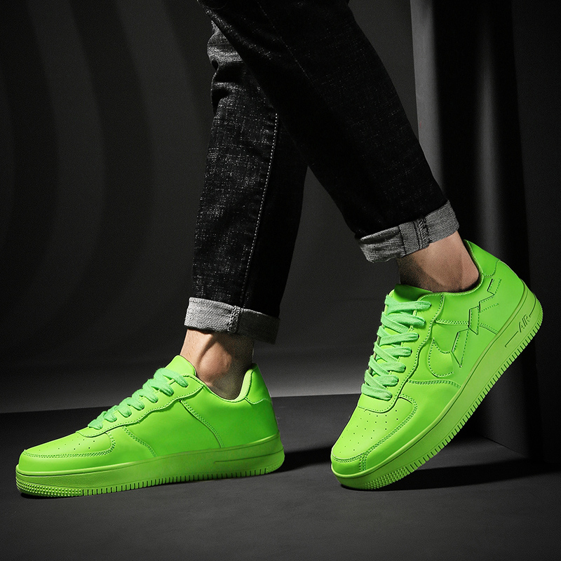 FTROCHB Men Fashion Sneakers Comfortable Breathable Men Shoes High Quality Trend Hot Sale Brand Men Casual Shoes Zapatos Hombre