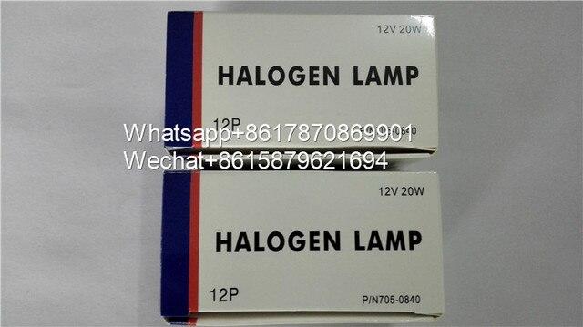 NJK10277 日立 12 v 20 ワットハロゲンランプ p/N705 0840 生化学 Analyzer7020 7170 7180 7600 ロシュ P800 p/n 705 0840 12V20W 電球