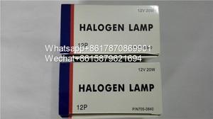 Image 1 - NJK10277 Hitachi 12V 20W Halogen Lampe P/N705 0840 Biochemie Analyzer7020 7170 7180 7600 Roche P800 P/N 705 0840 12V20W Birne