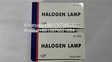 NJK10277 Hitachi 12V 20W lámpara halógena P/N705 0840 bioquímica Analyzer7020 7170, 7180, 7600, Roche P800 P/N 705 0840 12V20W bombilla