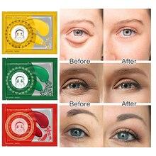5pair Collagen Anti Wrinkle Eye Mask Pad Moisturizing Crystal Eye Gel Patch Remove Dark Dircle Eyes Bag Anti Aging Eye Skin Care
