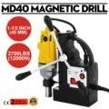 MD40 240 в 40 мм Магнитная дрель магнитного ротаброха типа коммерческого магнитного бурения