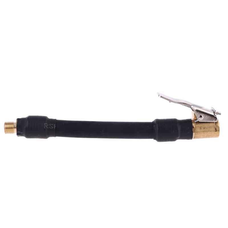 Uniwersalny elastyczny zawór do opony Adapter przedłużający do samochodu motocykl motor sprężarka powietrza pompka do opon