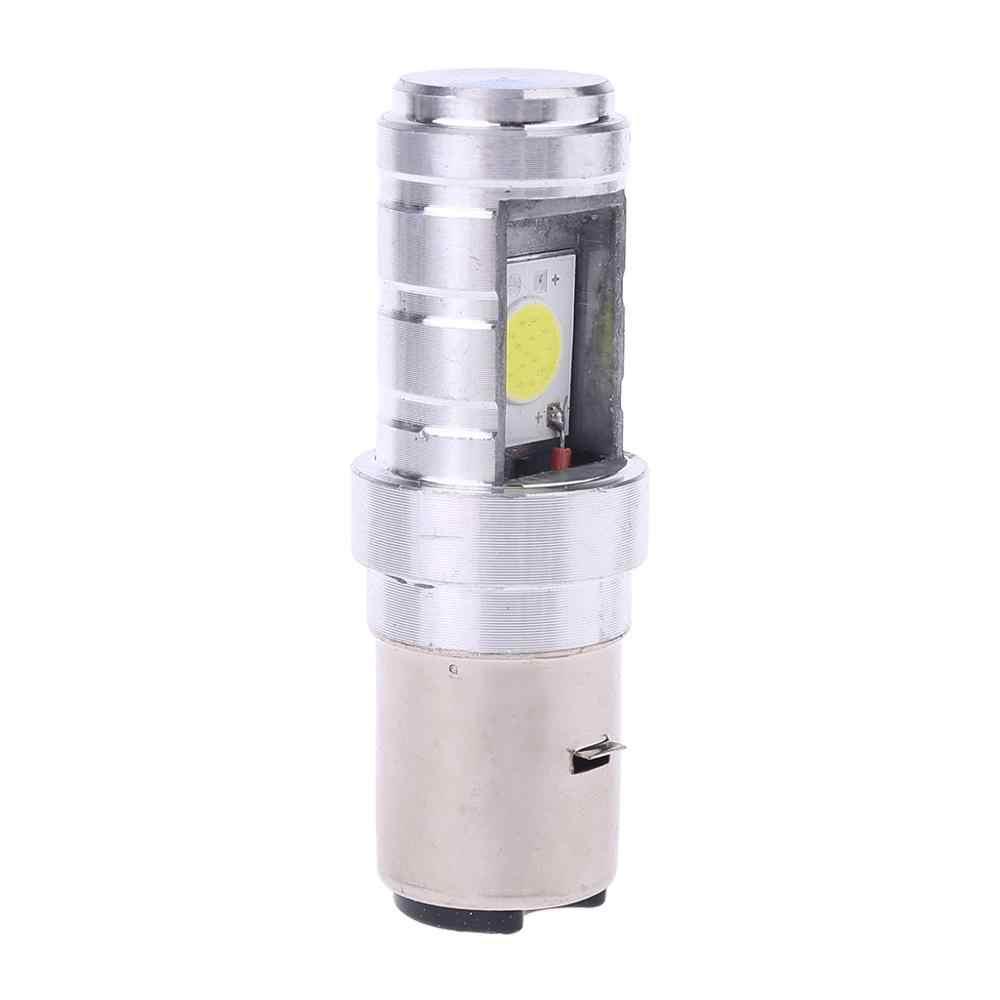 1pcs החדש 12W H6 אופנוע הנורה LED מנורת Hi/Lo קרן פנס קדמי אור עבור הונדה קוואסאקי
