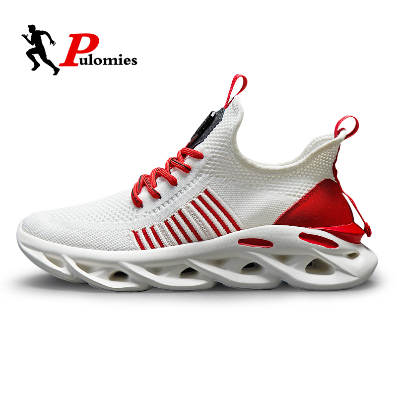 Men Shoes Sneaker Casual Shoes Breathable Mesh Couple Unisex Shoes Sneakers Running Shoes For Man Summer Men Walking Sneakers
