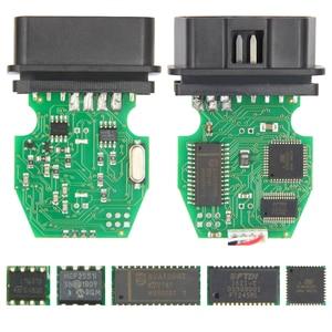 Image 3 - O vag pode pro v5.5.1 com a microplaqueta vcp da microplaqueta de ftdi ft245rl obd2 cabo de usb da relação diagnóstica suporte pode bus uds k linha trabalha para audi/vw