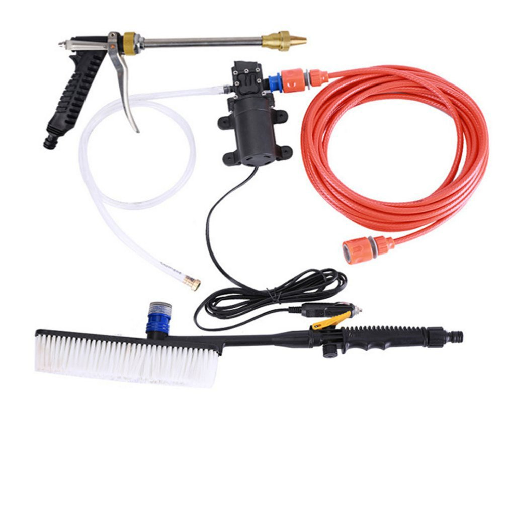 Portable Size Single Pump Car Washing Device Pump Household High Pressure Car Washing Machine Brushing Car Water Gun