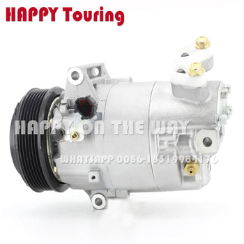Для CSV511 Nissan AC компрессор для Nissan Bluebird Sylphy 2,0 Sunny Neo Almera 92600-1U60A A41011A13031 926001U60A RE0F10AGB54