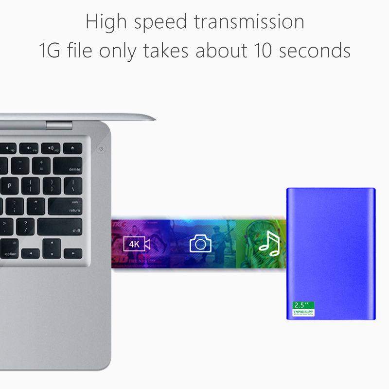 lowest price 500GB External Hard Drive Disk USB3 0 HDD 320G 250G 160G 120G 80G 60G Storage for PC MacTablet Xbox PS4TV box 4 Color