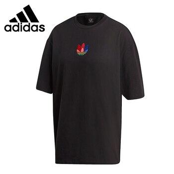 Original New Arrival  Adidas Originals TEE Women's  T-shirts short sleeve Sportswear 1