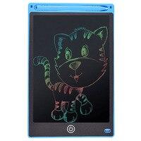 Yixie классический 8,5 дюймовый цветной экран ЖК-доска для письма электронный рисунок почерк блокнот Безбумажная доска для сообщений для детей
