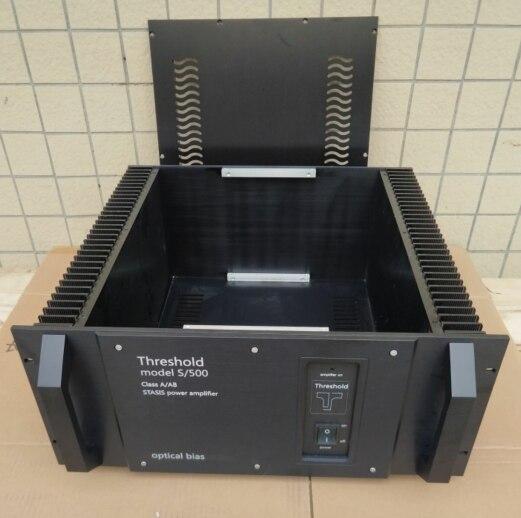 UNS Schwelle s500-All-aluminum Power Verstärker Fall (470-450-200)