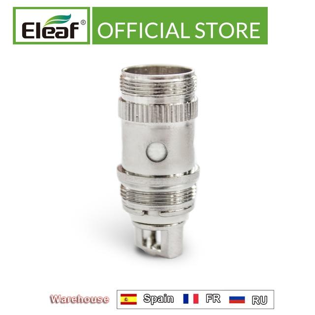[RU/ES] 5/10PCS המקורי Eleaf EC ראש 0.3ohm/0.5ohm עבור אני פשוט 2/אני פשוט s/מלו 2/melo3 iJust2 EC ראש אלקטרוני סיגריה