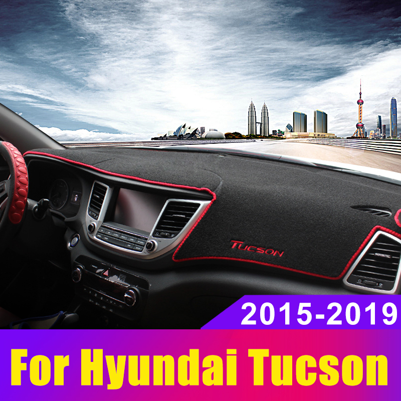 2015-2017 Hyundai Tucson Car Mats Tailored /& Heel Pad RHD