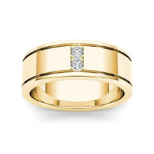 Classic Female Male White Zirconia Ring Trendy Round Gold Wedding Rings For Women Men Dainty Big Crystal Stone Engagement Ring trendy plated white gold environmental alloy narrow width crystal ring
