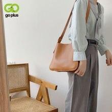 Кожаная сумка тоут goplus для женщин большие Наплечные сумки