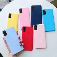 Для Samsung Galaxy A41 силиконовый милый мягкий чехол для телефона Samsung A41 A 41 A415 SM-A415F Чехлы Роскошный чехол Fundas
