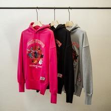VETEMENTS Hoodies Men Women xxxtentacion Stranger Things Streetwear High Quality Sweatshirt Embroidery Hoodie
