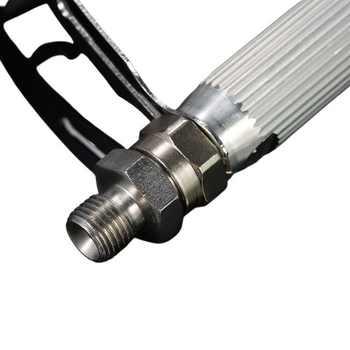 3600PSI High Pressure Airless Paint Spray Gun Airbrush+517 Spray Tip+Nozzle Guard for Wagner Titan Pump Spraying Machine