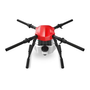 Image 5 - EFT E410S Agricultural spraying drone 1393mm wheelbase fold frame E410 brushless water pump long rod sprayer with power system