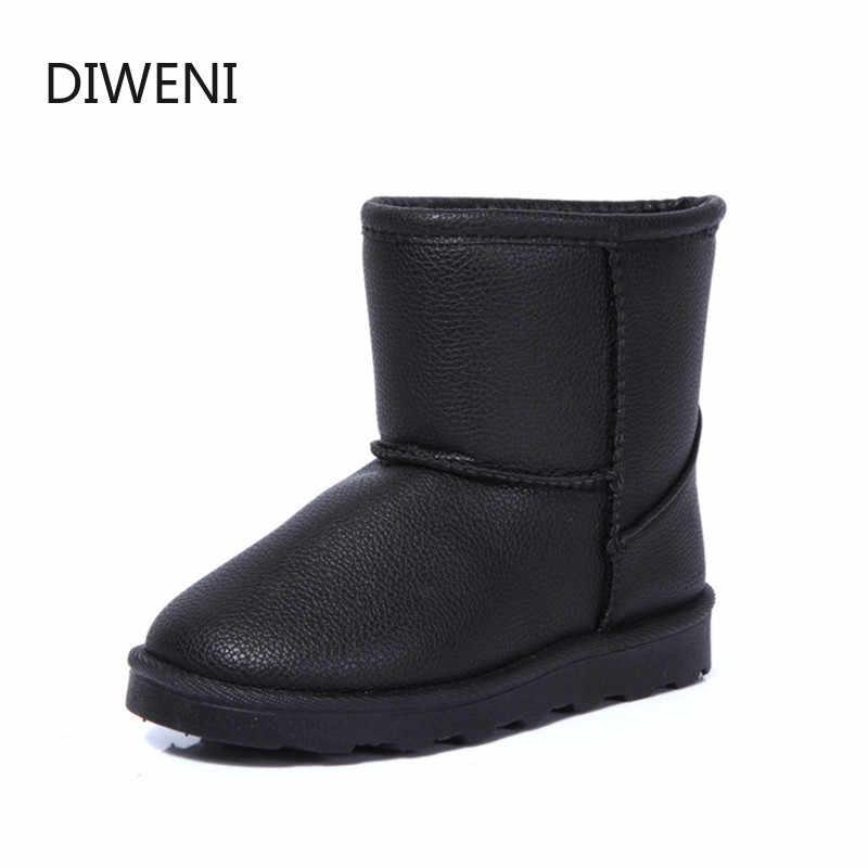 2019 snowboots vrouwen schoenen solid casual schoenen vrouw winter enkellaars vrouwen Comfortabele warme bont ronde neus vrouwen laarzen n262