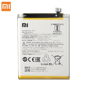 Image 4 - XiaoMi Original Replacement Battery BN49 For Xiaomi Redmi 7A 100% New Authentic Phone Battery 4000mAh