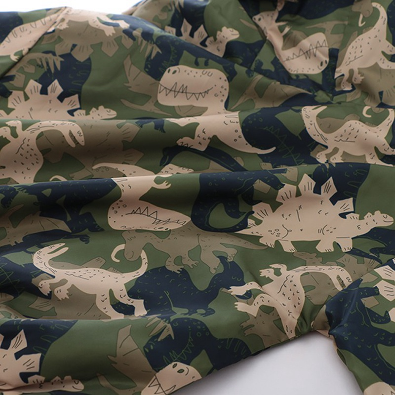 CROAL CHERIE  Fall Outerwear Coats Boys Kids Girls Jacket Cute Dinosaur Children Clothing Casual Baby Spring Jacket 80-130cm (23)