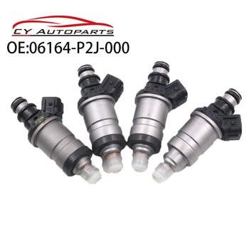 YAOPEI 4 Uds los inyectores de combustible OEM 06164-P2J-000 apto para Honda Accord cívica odisea Acura RL TL