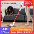 Ручной пылесос TROUVER Power 11 для дома, автомобильная беспроводная щетка, мульти щетка, 20000 Па, циклонный всасывающий ручной пылеуловитель