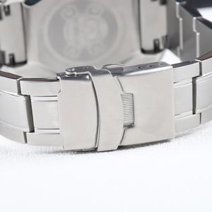 Image 5 - STEELDIVE 1968 SKX001 Automatic Watch Men Undefined Dive Watch 300M C3 Luminous Watch Men Automatic NH35A Mechanical Watches Men