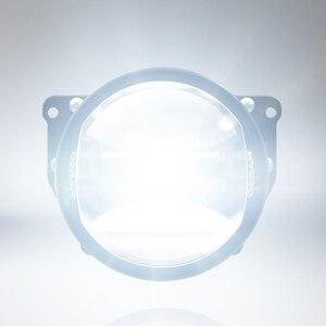 Image 5 - OSRAM СВЕТОДИОДНЫЙ riving CBI светодиодный комплект для автомобиля, мгновенный старт, фара, обновленная Модифицированная дальняя и близкая Встроенная двойная линза