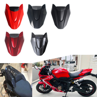 Motorcycle accessories seat cowl for CB650R 2019 CBR650R cb650r 2019 rear seat cover with rubber pad cb 650r CBR 650R 2019