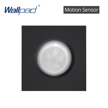 S6 Series Glass Switch and Socket DIY Combination Wall Button Light witch Power Outlet Socket Crystal Black Glass DIY Wallpad 11