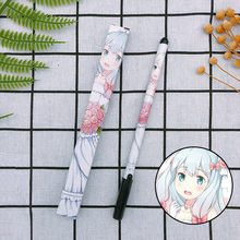 Free shipping anime cartoon pen 0.5mm Aotu World/Attack on Titan/In solitude, where we are least alone