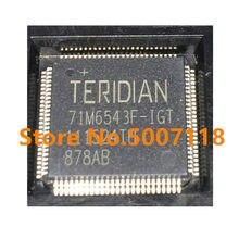 71M6543F-IGT QFP-100 100% Nouveau Original