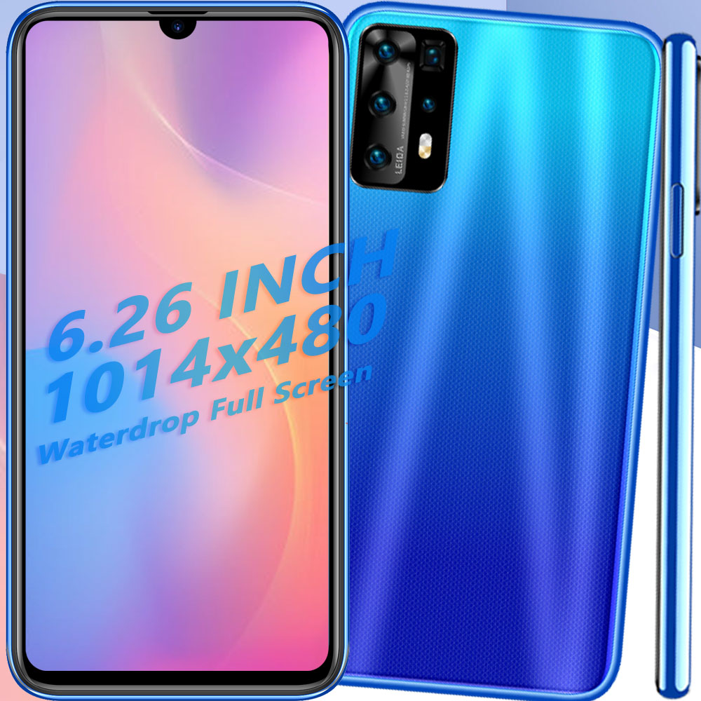 4G LTE Global Version K40 Pro Smartphones 4G RAM+64G ROM 6.26inch 5MP+13MP Android 7.0 Mobile Phones Cheap Celuares Unlocked