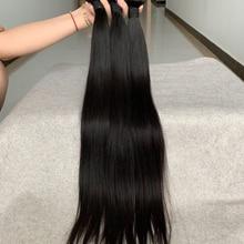 Doozy волосы бразильские девственные волосы 3 пучка прямые человеческие волосы
