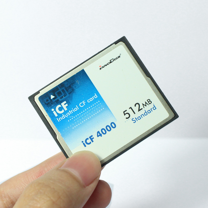 ICF4000 ICF Industrial CF Card 512MB 2GB 4GB Industrial Compact Flash Original CF Card