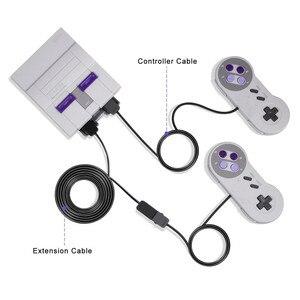 Image 5 - IVYUEEN 2 Pack 3M 10ft / 1.8M 5.9FT câble dextension pour NES pour SNES classique Mini Console contrôleur cordons Extender
