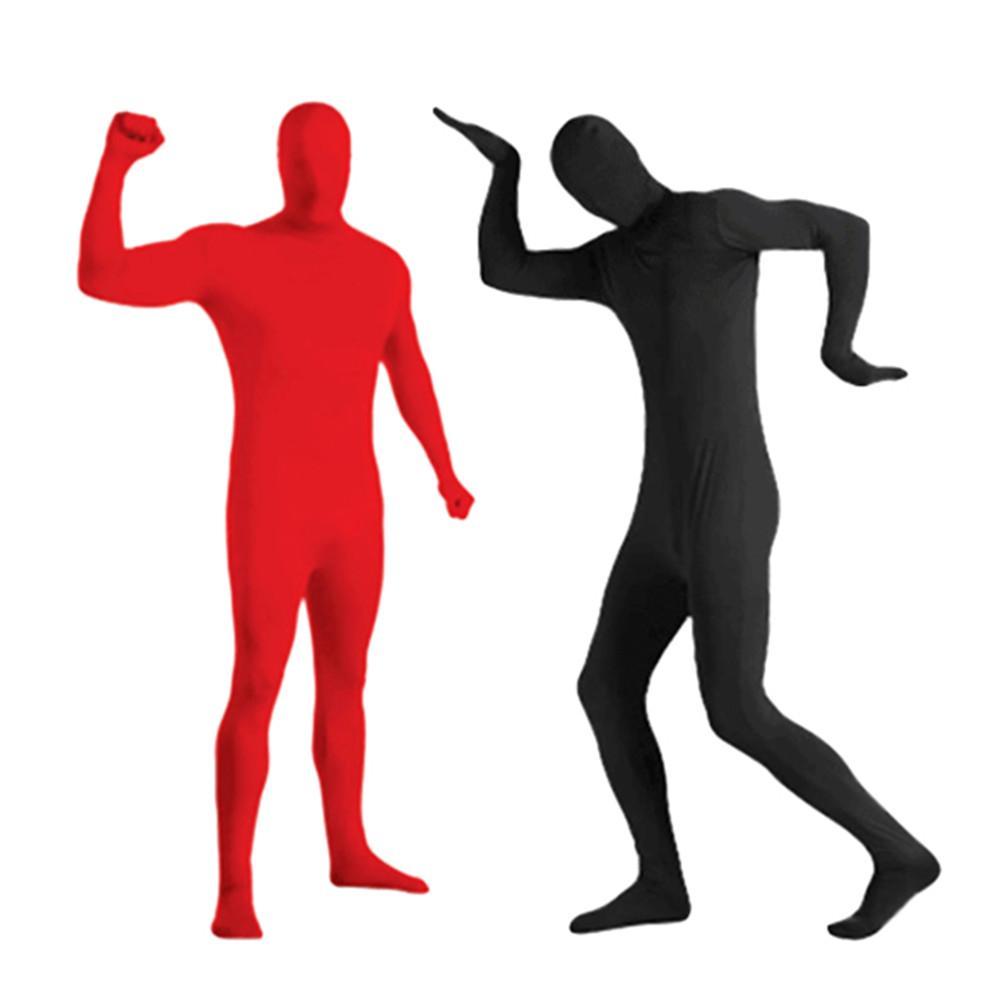 New Year Halloween Costume Ninja Cosplay Costume Men's Full Body Spandex/Lycra Suit Halloween Men Suits Bodysuit Cosplay Clothes