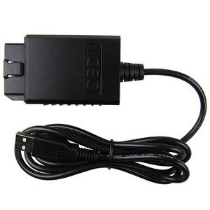 Image 3 - Herramienta de diagnóstico de coche, escáner USB ELM327 V1.5 OBD2, ELM 327 V1.5, compatible con protocolos OBD II para código de fallas de motor