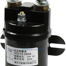 SDC15-300A DC6V 12v 24V 36V 48V 60V 72V  300A contactor used for electric vehicles, engineering machinery and so on.