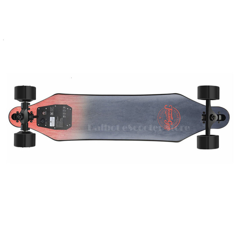 Daibot 36V Electric Scooter Four Wheel Electric Scooters 600W Brushless Hub motor 30KMH Electric Skateboard Scooter For Adult   (5)