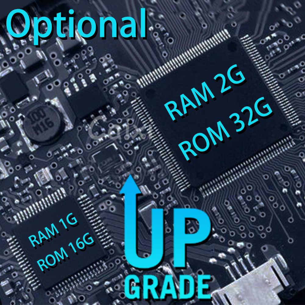 2 Din Android 2G Ram 2Din Radio samochodowy odtwarzacz multimedialny uniwersalny 2din dla toyota Nissan t31 x-tra tiid Hyundai Kia Chevrolet