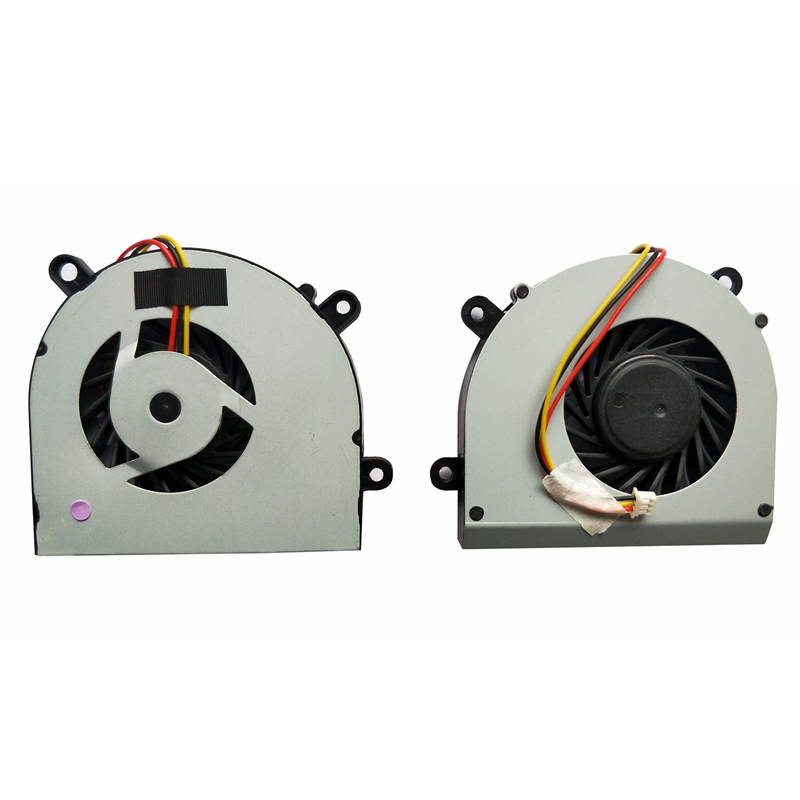 NEW Laptop CPU Cooler Fan For MSI GP60 CX61 CR650 FX600 FX610 FX603 FX620 FX620DX GE620 GE620DX FORCECON DFS451205M10T